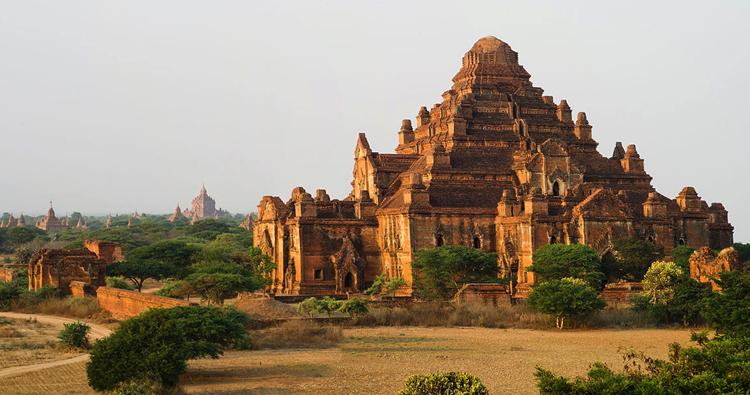 Храм Дамаянджи