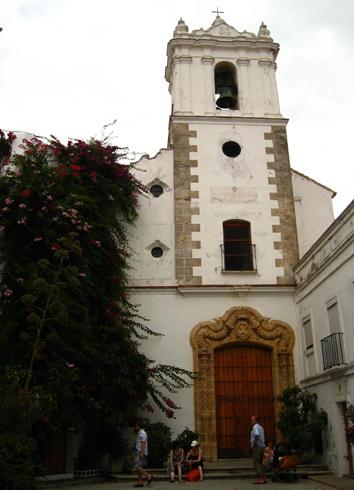 Церковь Сан Франциско де Асис