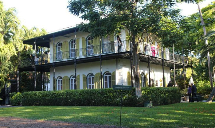 Дом-музей Эрнеста Хемингуэя