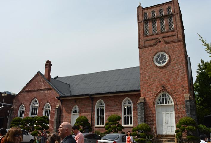 Церковь Чунгдонг