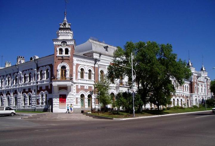 Амурский областной краеведческий музей им. Г.С.Новикова-Даурского
