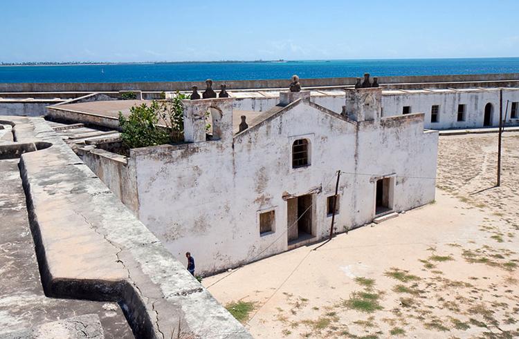 Форт Сан-Себастьян