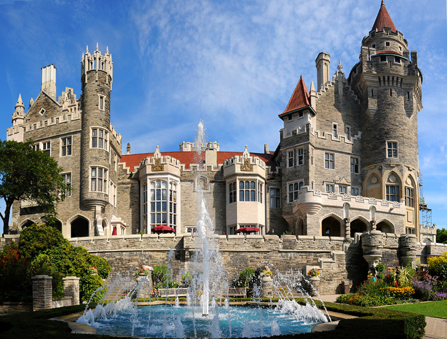 Замок Каса Лома