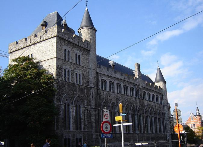 Замок Жерара Дьявола