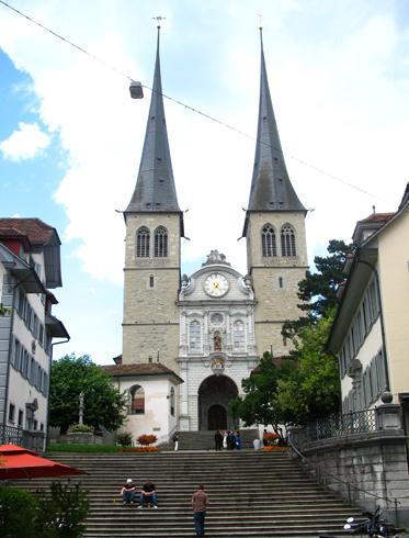Церковь святого Леодегара