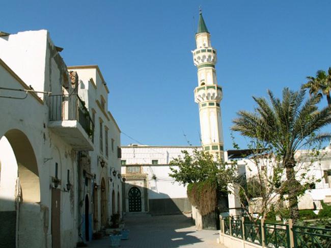 Мечеть Гурги