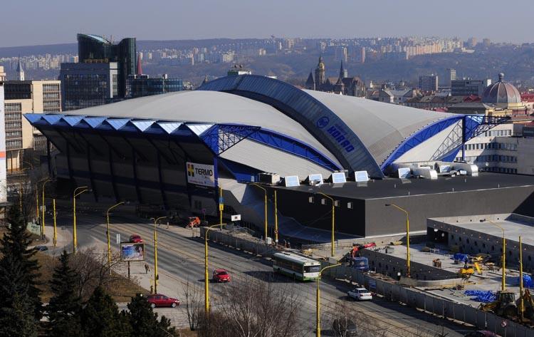 Стадион Стил Арена