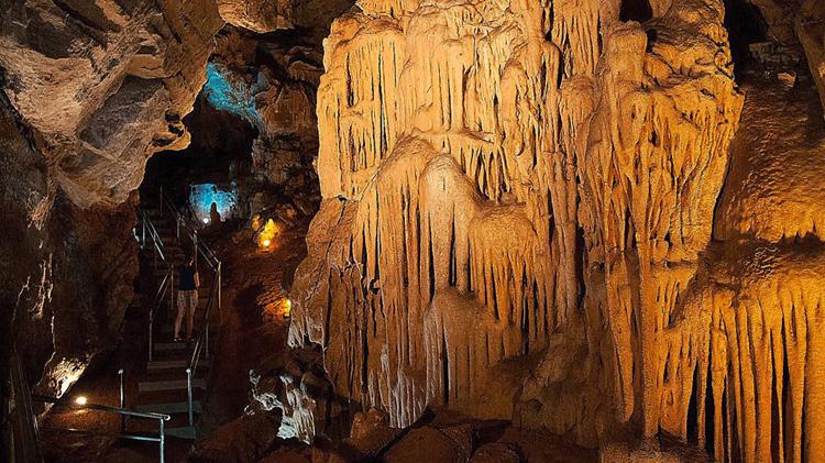 Пещеры Туалабе