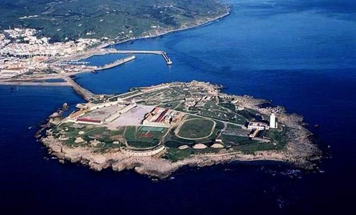 Остров Исла де Лас Паломас