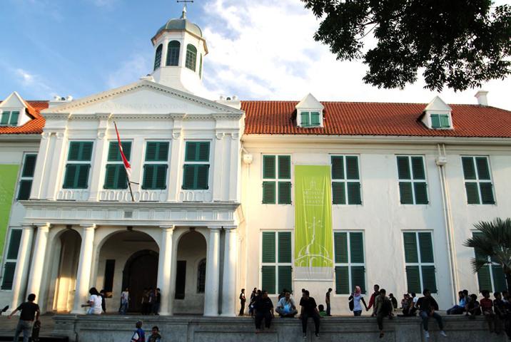 Исторический музей Джакарты