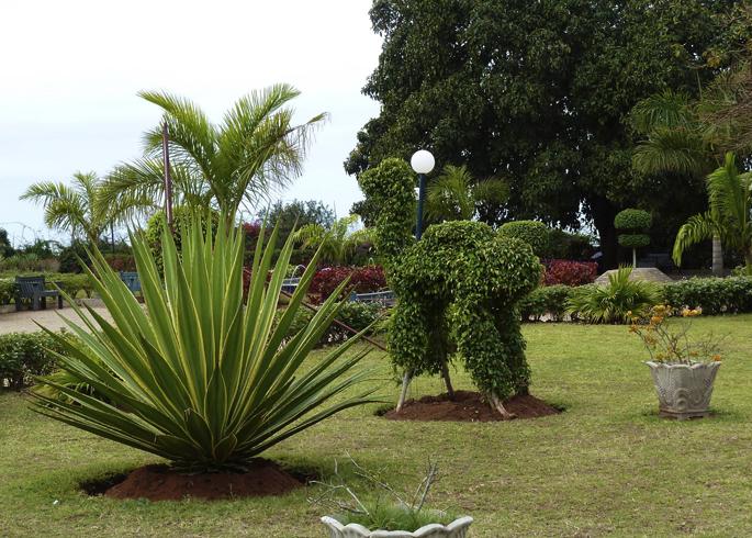 Сад влюбленных