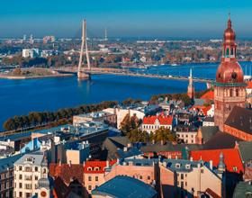Главные достопримечательности Латвии