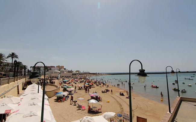 Пляж Ла Калета