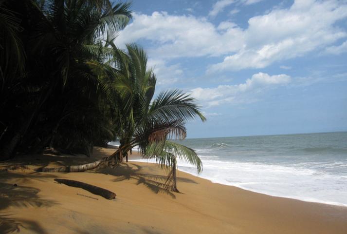 Пляжи Либерии
