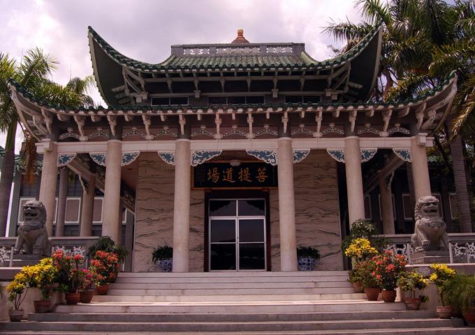 Буддистский храм Лон Ва