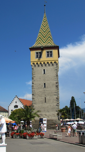 Башня Мангентур
