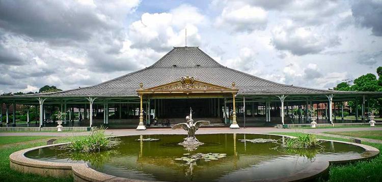 Дворец Мангкунегаран