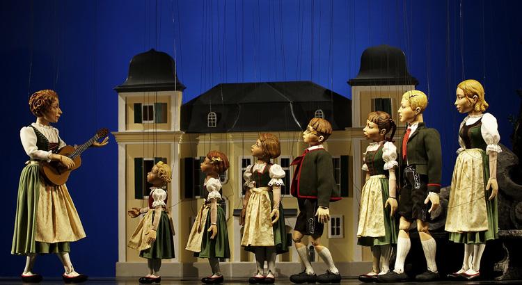 Музей-театр марионеток
