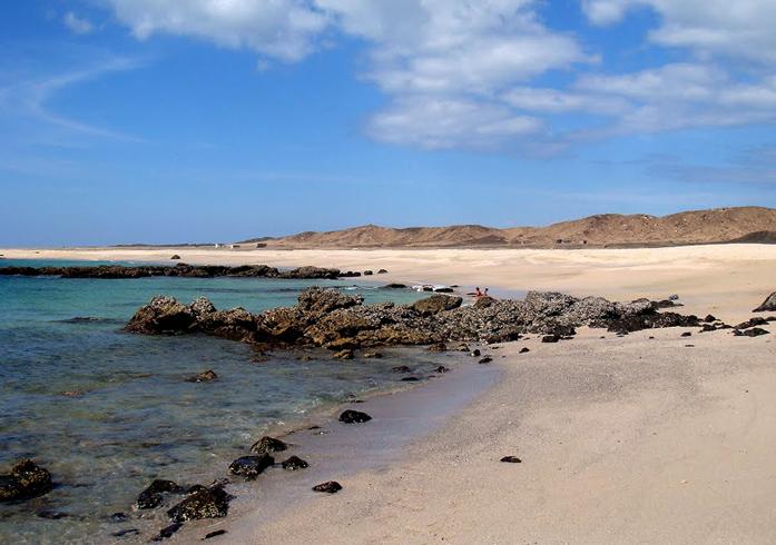 Остров Масира