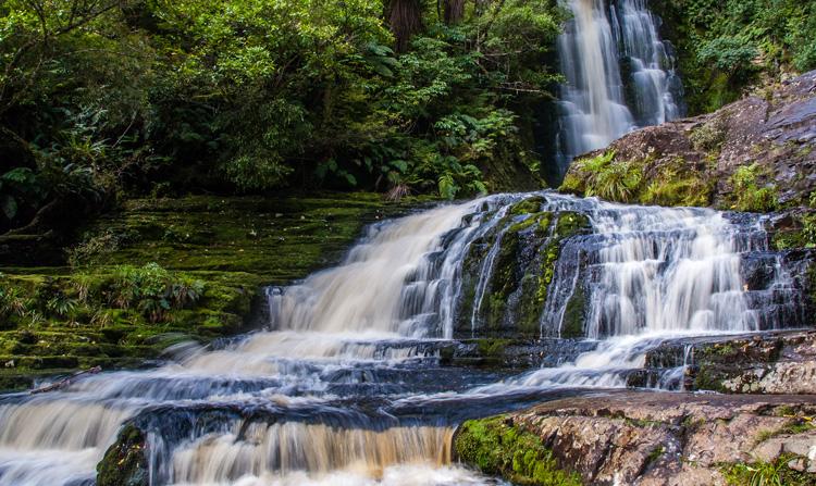 Водопады МакЛин
