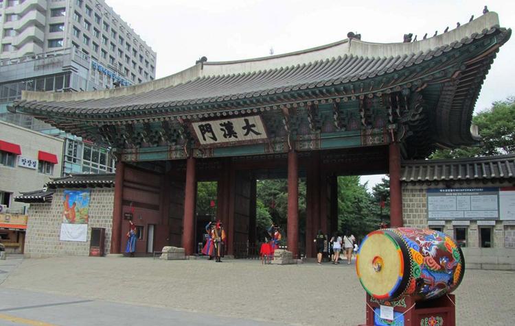 Дворец Токсугун