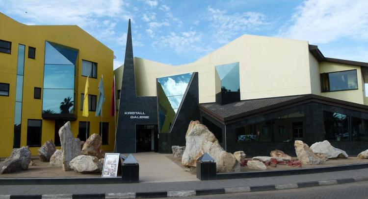 Музей минералов Свакопмунда
