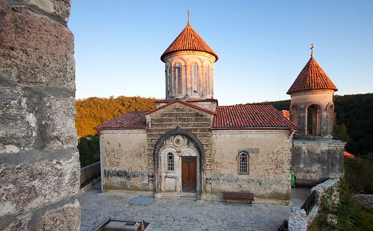 Монастырь Моцамета
