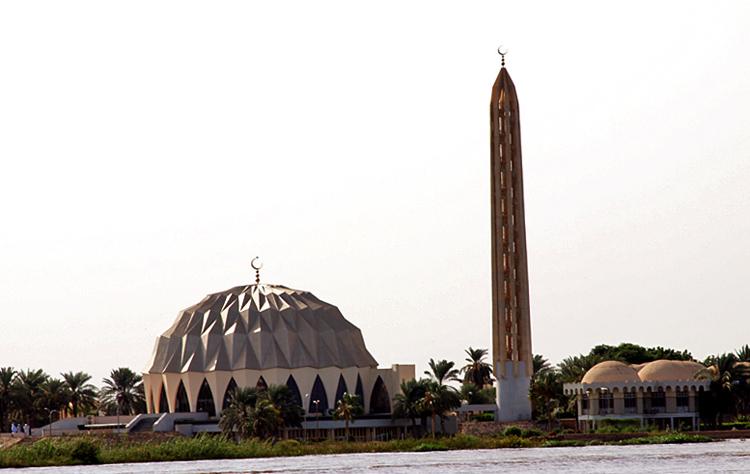 Мечеть Нилин