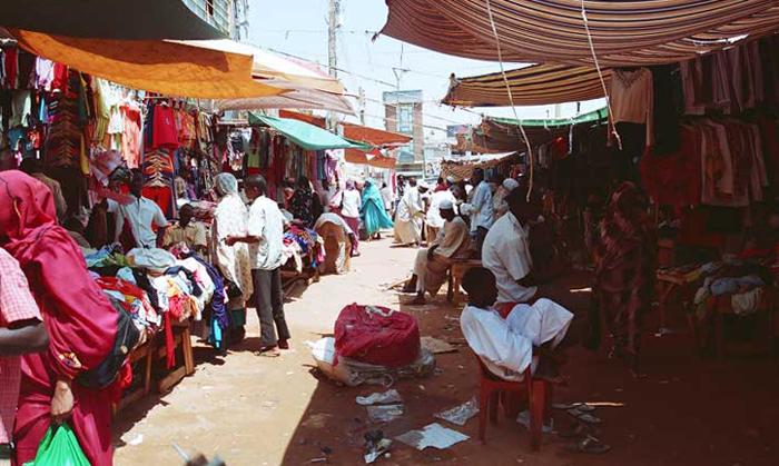 Рынок в Омдурмане