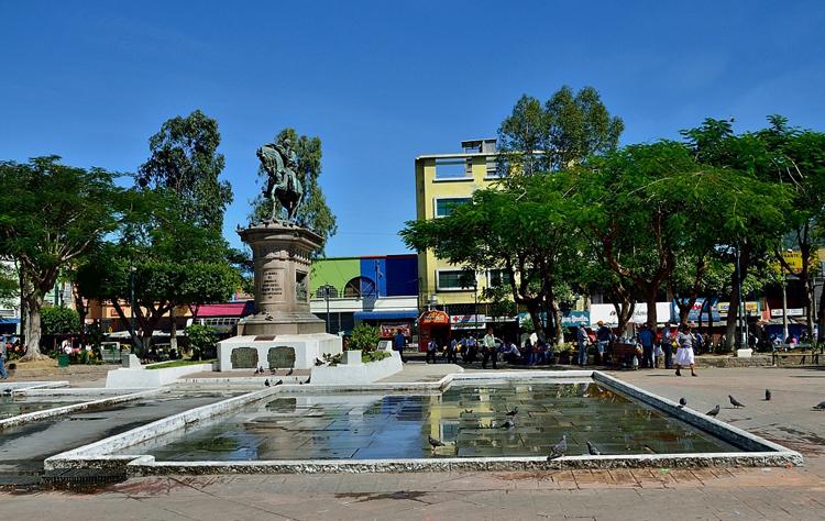 Площадь святого Франсиско Морасана
