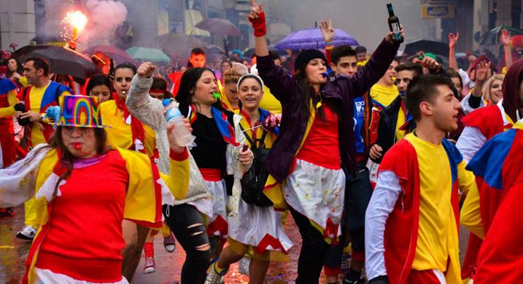 Патрский карнавал