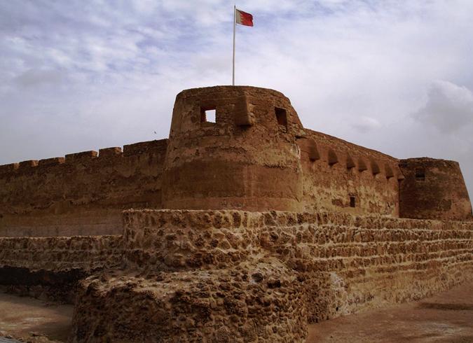 Форт Арад