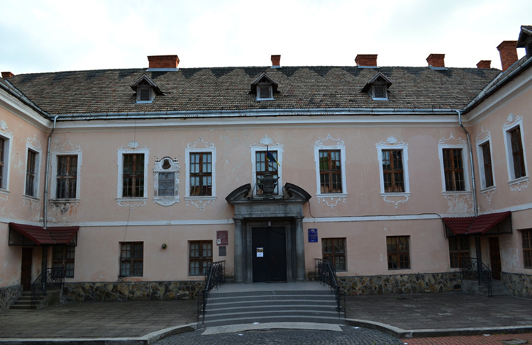 Дворец князей Ракоци