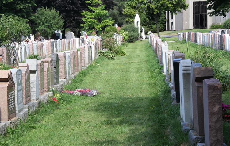 Кладбище «Нотр-Дам-де-Нэж»
