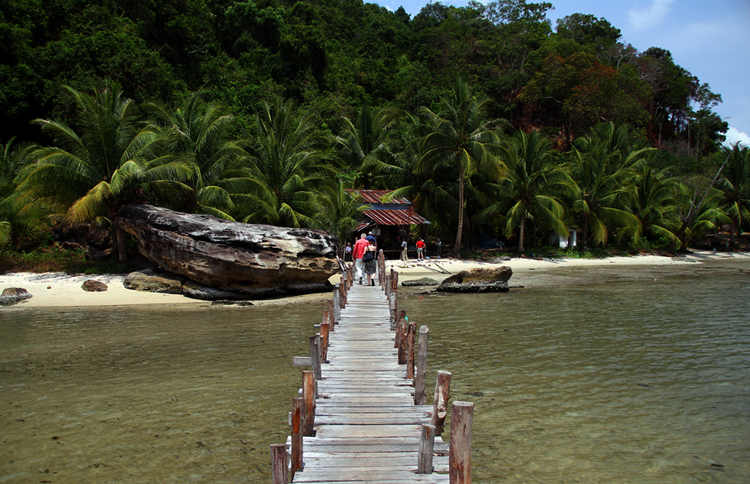 Национальный парк Реам