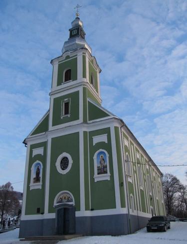 Монастырь Николая Чудотворца
