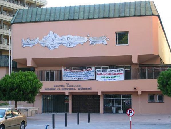 Музей изобразительного искусства и скульптуры в Измире