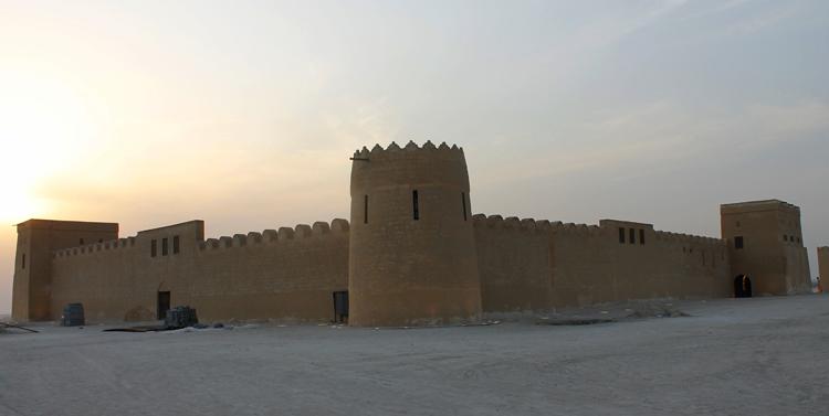 Форт Калат-ар-Рифаи