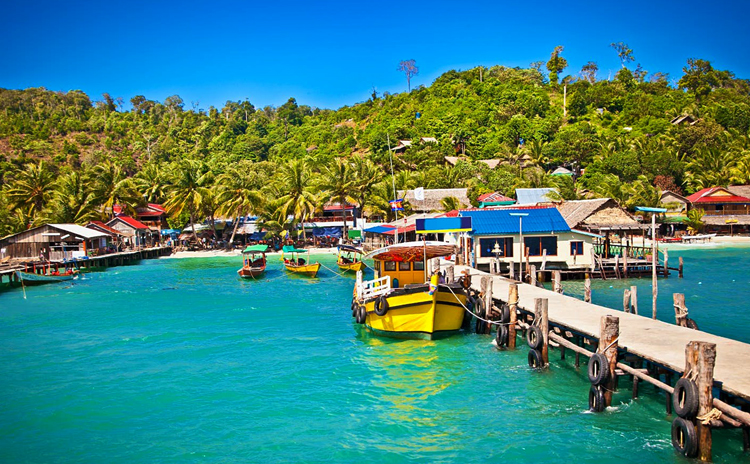 Остров Ко Ронг