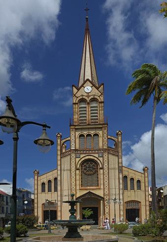 Кафедральный собор Сент – Луи