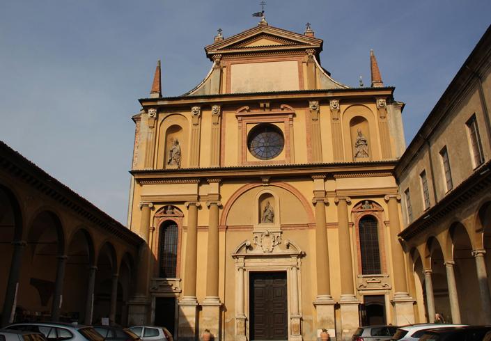 Церковь Сан-Систо