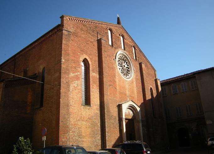 Церковь Сан-Джованни-ин-Канале