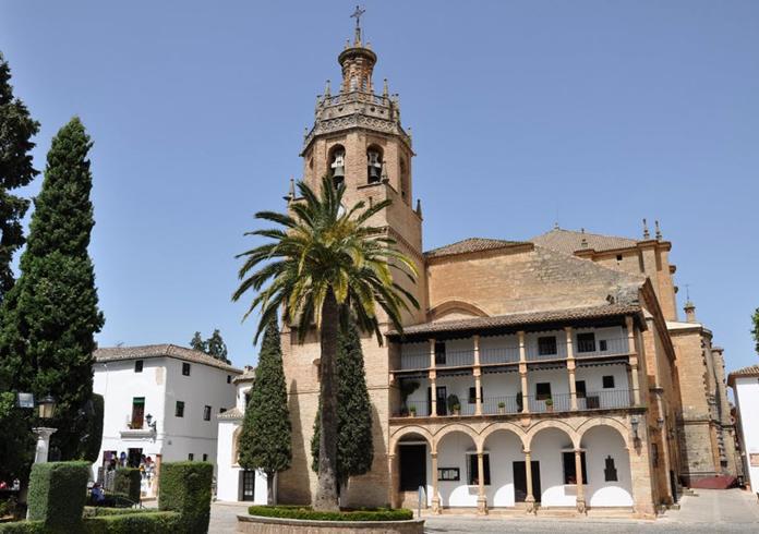 Церковь Санта-Мария-ля-Майор