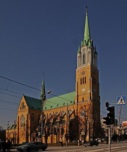 Базилика св. Станислава Костки