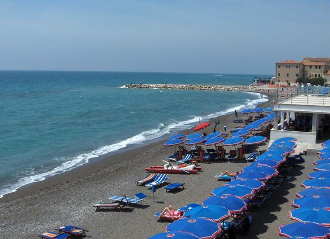 Пляж Чечина Маре
