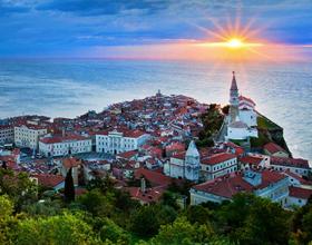 Главные достопримечательности Словении