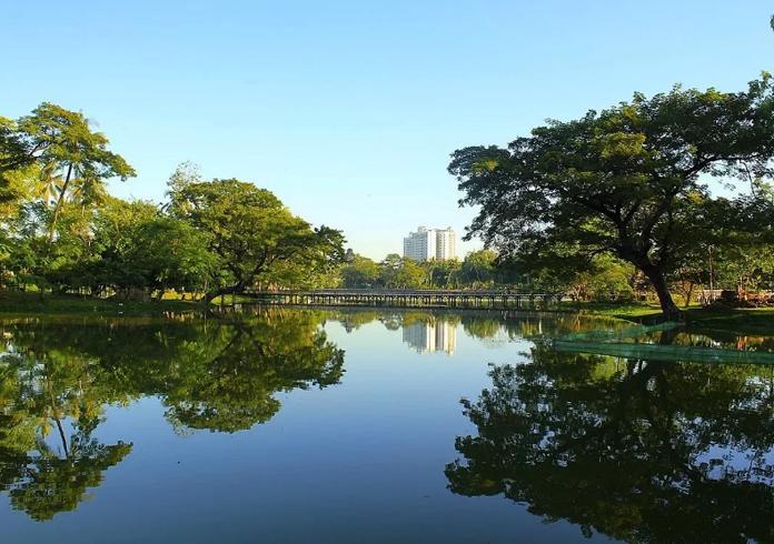 Озеро Кандавг