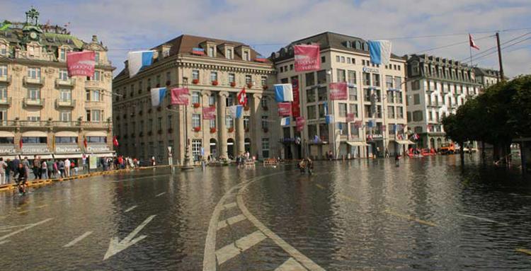 Лебединая площадь Шваненплац