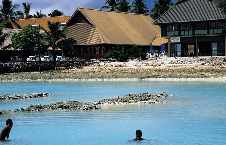 Остров Тарава