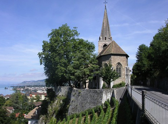 Церковь Сен-Винсент